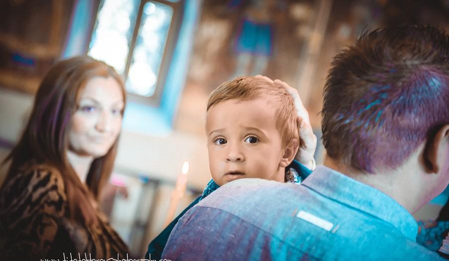 Свето кръщение Димитър
